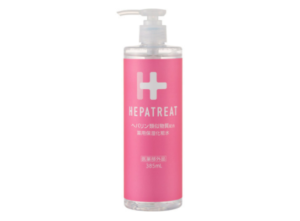 ヘパトリート化粧水
