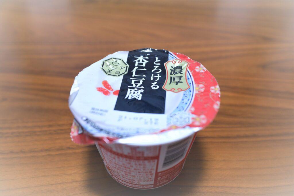 アジア茶房 杏仁豆腐(雪印メグミルク)